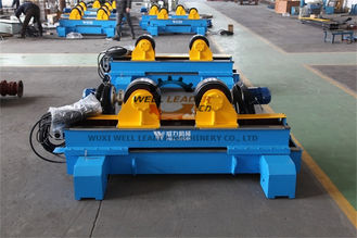 China 10T Hydraulic Welding Turning Rolls For Pipe Vessel Boiler Fabrication supplier