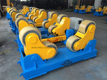 China 20 Ton Rotary Capacity Pipe Welding Rollers Optional Wireless Remote control supplier