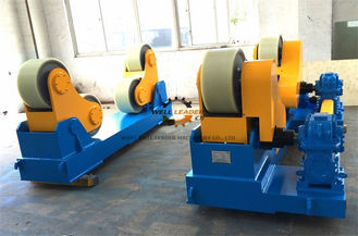 China Automatic Boiler Industry Conventional Welding Rotator 50 Ton Rotary Capacity supplier