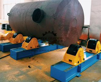 China 40T Convenyional Tank Turning Rolls For Pipe Tank Vessel Boiler Industry supplier