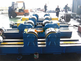 High Strength Steel Pipe Rollers Heavy Duty For Pressure Vessels Rotating Welding