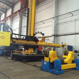 China Welding Manipulator Motorized Moving Rotation Column and Boom 200x200 slider supplier