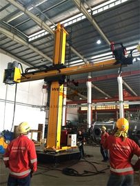 China Medium Duty Column And Boom Welding Manipulators With Motorized Moving Rotation supplier