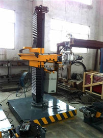 China High Precision Column And Boom Welding Manipulators For Automatic MIG / CO2 / GTAW supplier