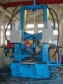 High Efficiency H Beam Welding Line , H Beam Straightening Machine Integrated Machine
