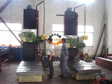 Precise CNC Steel Profile Milling Machine For H / BOX Beam Production