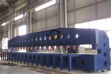 China High Speed Edge Milling Machine Carbon Steel 45dgr Milling Angle supplier