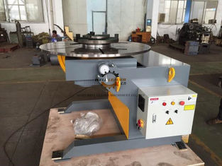 Automatic Welding Positioners 3 Ton Tilting / Rotation Capacity CE Oil - free Gearbox