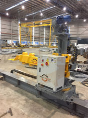 Light Duty Automatic Column And Boom Welding Manipulators Fix On Ground CE