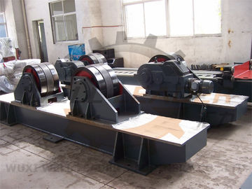 China Pipe / Tank / Vessel Rotator for Automatic Welding / Blasting / Painting 100T supplier