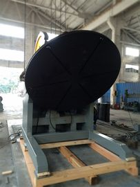 China Universal Heavy Duty Rotary Pipe Welding Positioners 10 Ton Tilting 2M Table supplier