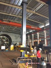 China Welding Column Boom Manipulator For Metal Pipes Tanks Pressure Vessels , 6m Diameter supplier
