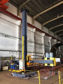 China Industrial Welding Manipulator Wind Tower Production Fix Column Boom Straight And Circle supplier
