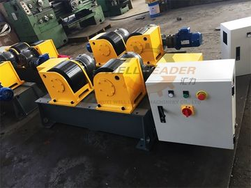 Carry 12 Ton Turning Rolls Welding , Heavy Duty Rotator For 1500mm Diameter To Australia