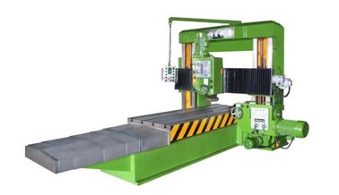 China Gantry CNC Metal Milling Machine High Precision 7.5Kw With 4m X 1m Table supplier