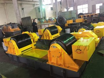 China GK -200 Tank Turning Rolls Conventional Bolt Adjustable Tank Rotator Heavy Duty supplier