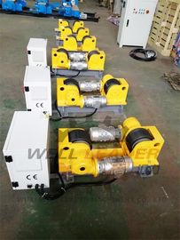 China Automatic Welding Turning Rolls Light Duty 2 Ton Driving 4-48 Pipe Compacted supplier