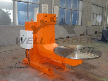 China L Rotary Welding Positioner 3 Ton Turning Capacity Servo Motor Robot Three Axis supplier