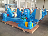 China Automatic Vessel Turning Rolls , Heavy Duty Self Aligning Rotator CE Approved factory
