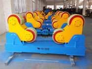 China 90 Ton Pipe Turning Rolls Welding With Double Driver CE Standard factory