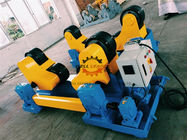 China Long Cable Automatic Pipe Welding Rotator For Turning Pipes / Tanks / Shells Body company