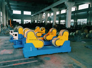 China Wind Tower Tanks Conventional Welding Rotator With PU Lined Steel Rollers factory
