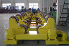 China Boiler Conventional Welding Rotator , 10 Ton Pipe Rollers For Welding company