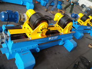 China Hydraulic Anti Axial Float Turning Rolls Welding 10 Ton Load Capacity factory