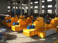 100 Ton Loading Capaicty Movable Pipe Welding Rollers With Electric Cabinet