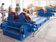 China Heavy Duty Pipe Rollers For Welding , Pressure Vessels Automatic Welding Machine factory