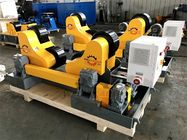 Self Aligned Conventional Welding Rotator Rollers Turning Rolls Automatic Adjusted