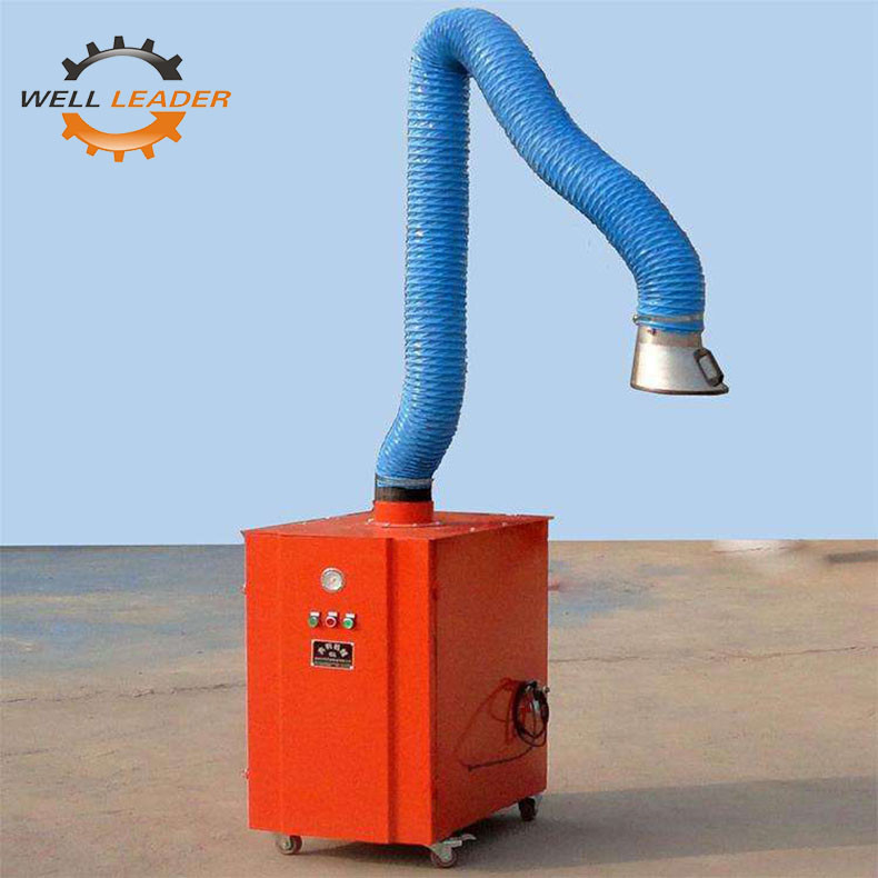 Exhaust Equipment Solder Portable Fume Extractor Purifying With Long Life