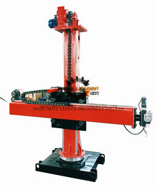 Manual Column And Boom Welding Machine 180 Dgr Rotation With Lock 1.5*1.5M