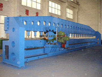 12M Steel Plate Edge Milling Machine Hydraulic Controlled With Beveling Head