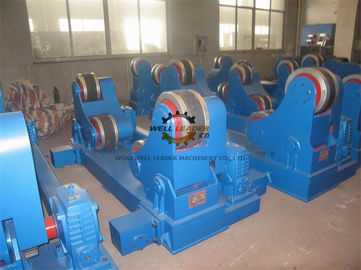 Pipe Vessel Tank Conventional Welding Rotator For Wind Tower Shell CE Standard