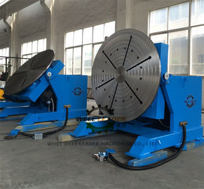High Precision Pipe Rotating Welding Table With Slew Bearing Oil Free Gearbox
