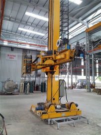 Heavy Duty Column And Boom Welding Manipulators With Fully Mechanised SA Welding System