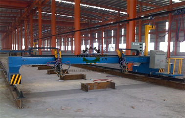 Multifunction CNC Plasma Cutting Machine for Cutting Aluminum / Stainless Steel