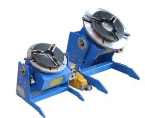Variable Speed Round Welding Positioner Turntable Table 500kg Rotate Capacity
