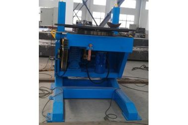 5 KW Welding Positioner Turntable Two Axis Rotating 0.2-2.0rpm Rotate Speed