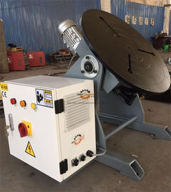 Light Duty Welding Table Hand Wheel With Foot Pedal 300kg 600mm table