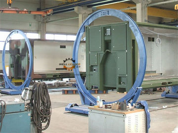 ISO Tank Rotator / Container Rotator Machine For 20ft 40ft Stanndard