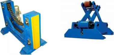 Automatic Turning Rotator Positioner For Octagonal Pole ,  Lamp Post Fabrication