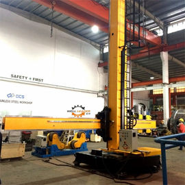 Column And Boom Manipulator Automatic Welding Automatic Flux Feeding And Recovery