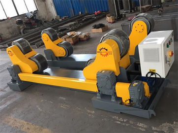 Self Aligned Welding Rotator Roller Bed Designed for Extreme Large Diameter