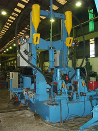 Automatic Assembly, Welding, Straightening Integrated Machine for H Beam Production