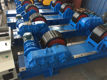 Pipe / Tank / Vessel Turning Rolls for Automatic Welding / Blasting / Painting