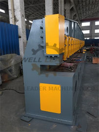 Carbon Steel Edge Chamfering Machine X Y V U Bevel Pre Process Welding