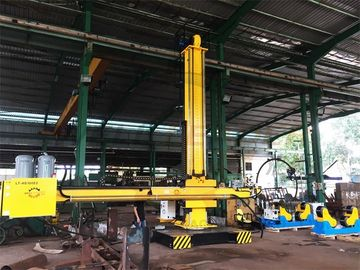 Column And Boom Welding Manipulators