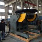 Automatic Pipe Welding Positioners 10 Ton Tilting / Rotation Capacity CE Oil-free Gearbox